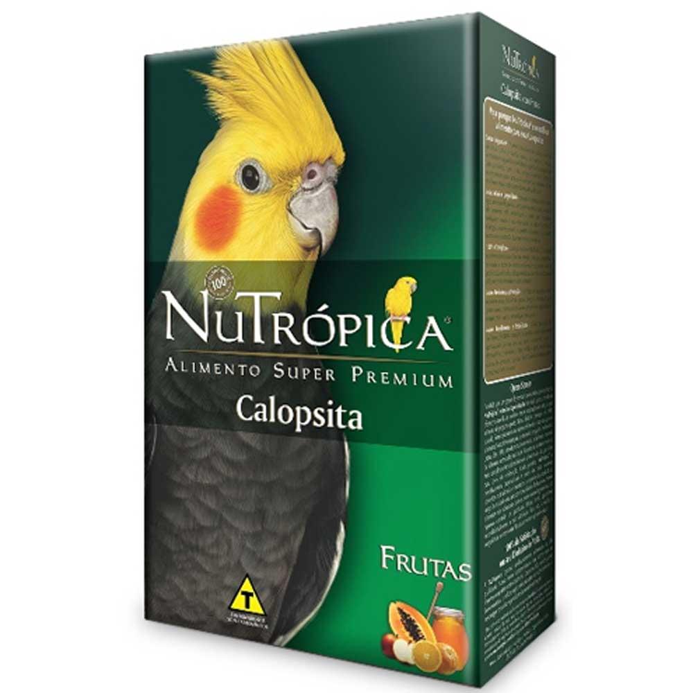 Ração Nutrópica Com Frutas para Calopsita 900g