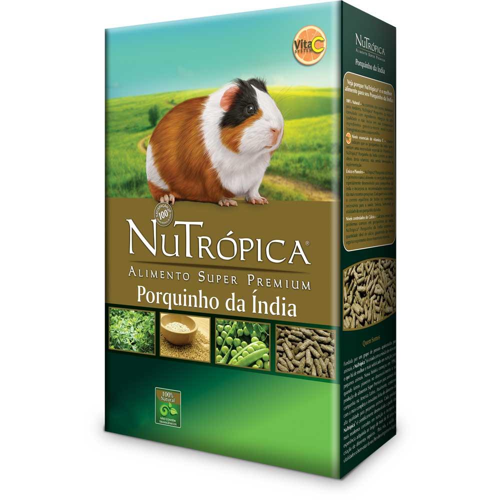 Ração Nutrópica Porquinho Da Índia 1,5kg