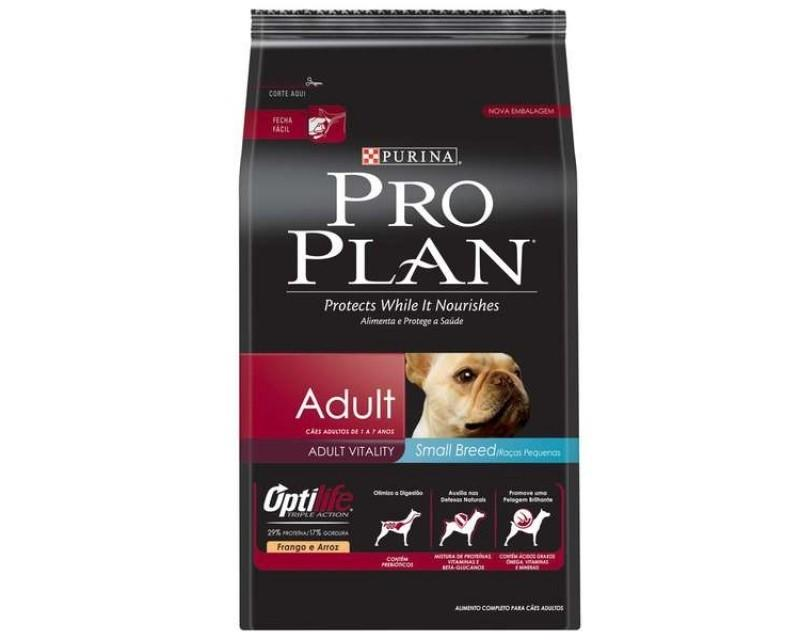 Ração Pro Plan Nestlé Purina para Cães Adultos de Raças Grandes Sabor Frango e Arroz 1kg