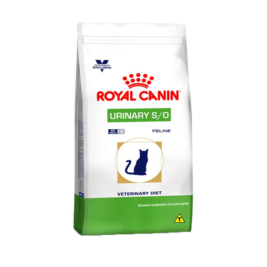 Ração Royal Canin Gatos Adultos Veterinary Urinary 500g
