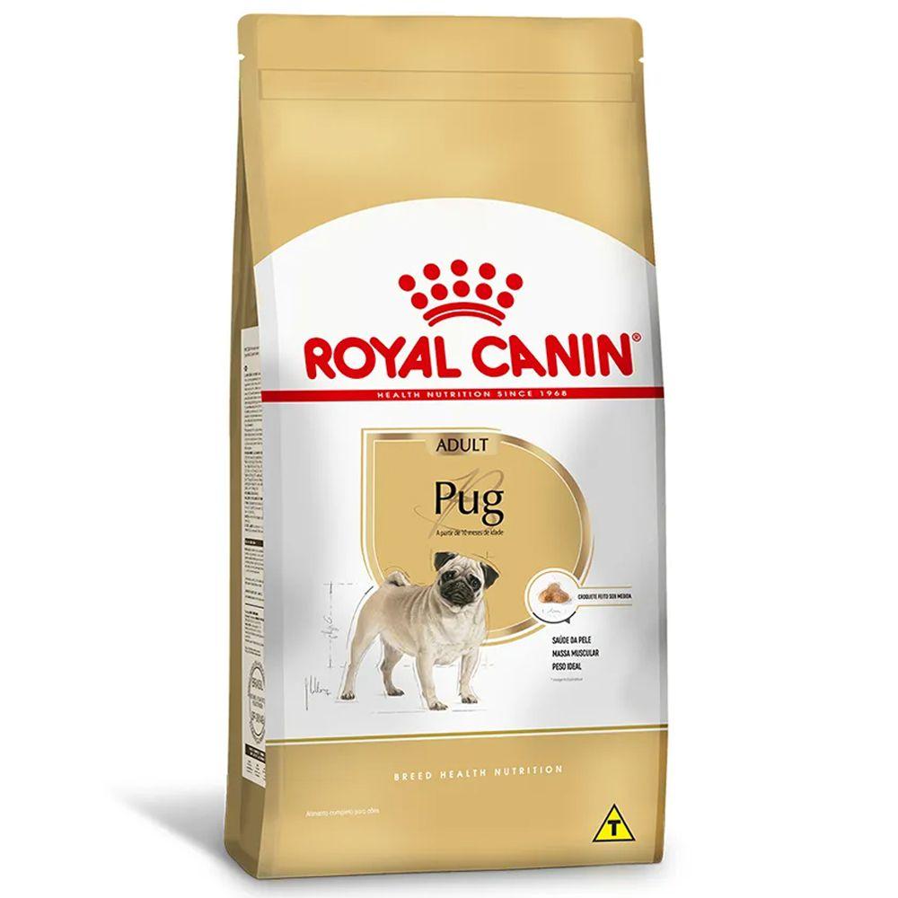 Ração Royal Canin para Cães Adulto Pug 7,5kg