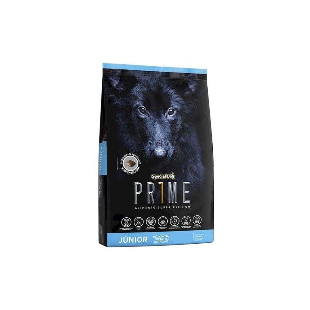 Ração Special Dog Prime Júnior Para Cães Filhotes 1kg