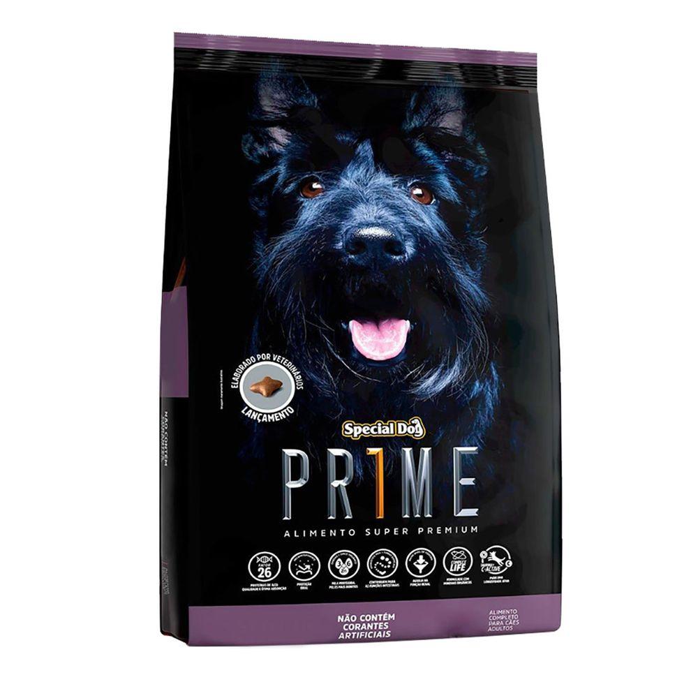Ração Special Dog Prime Para Cães Sênior Raças Pequenas 1kg