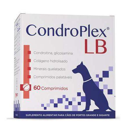 Suplemento Condroplex LB Avert com 60 Comprimidos - 120g