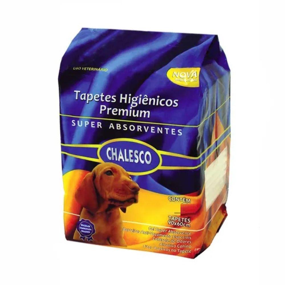 Tapete Higiênico Chalesco Para Cães Com 50 Unidades