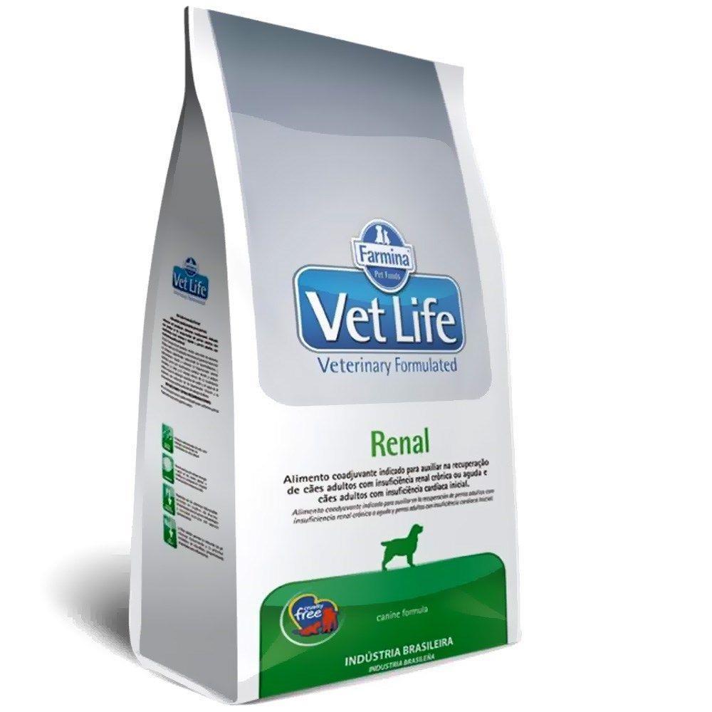 VET LIFE CANINE RENAL 10.1KG