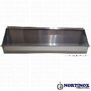 Mictório Coletivo Aço Inox 120 Cm Nortinox