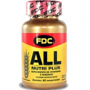 ALL NUTRI PLUS - 80 COMPRIMIDOS