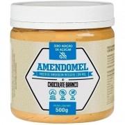 AMENDOMEL CHOCOLATE BRANCO - 500G
