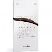 BARRA DE CHOCOLATE GOURMET 70% CACAU - 200G