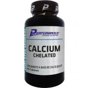 CALCIUM CHELATED - 100 TABLETES