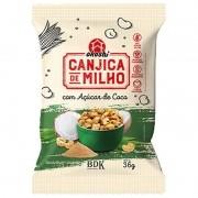 CANJICA COM AÇÚCAR DE COCO - 50G