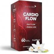 CARDIO FLOW ( FRUIT FLOW + ÔMEGA 3 EPA) - 60 CÁPSULAS