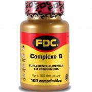 COMPLEXO B - 100 COMPRIMIDOS