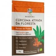 CÚRCUMA ATIVADA DA FLORESTA - 60G