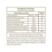 DHA TG 1000 (ÔMEGA 3 CONCENTRADO) - 90 CÁPSULAS