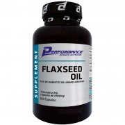 FLAXSEED OIL - 100 CÁSPULAS