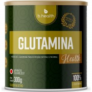 GLUTAMINA HEALTH - 300G