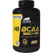 HI-BCAA 3000 + ARG - 120 TABLETES