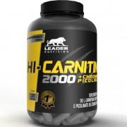 HI-CARNITINE 2000 + CHROMIUM PICOLINATE - 120 CÁPSULAS
