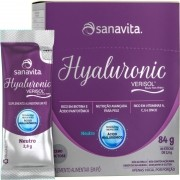 HYALURONIC VERISOL - 30 STICKS