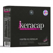 KERACAP HAIR NUTRITION - 30 CÁPSULAS