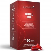 KRILL OIL - 60 CÁPSULAS