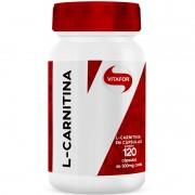 L-CARNITINA - 120 CÁPSULAS