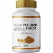 MACA PERUANA + ZMA + BORO - 60 CÁPSULAS