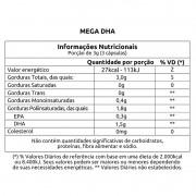 MEGA DHA - 120 CÁPSULAS