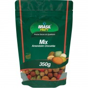 MIX AMENDOIM CROCANTE - 350G