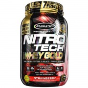 NITRO TECH WHEY GOLD - 1020G