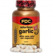 ODORLESS GARLIC - 100 CÁPSULAS