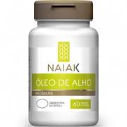 ÓLEO DE ALHO - 60 CÁPSULAS