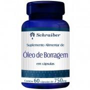 ÓLEO DE BORRAGEM - 60 CÁPSULAS