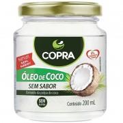ÓLEO DE COCO SEM SABOR - 200ML