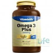 OMEGA 3 PLUS - 90 SOFTGELS