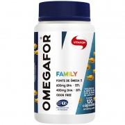 OMEGAFOR FAMILY - 120 CÁPSULAS