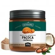 PASTA DE AMENDOIM PAÇOCA CREMOSA - 450G