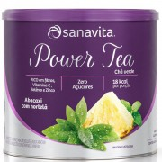 POWER TEA CHÁ VERDE - 200G