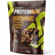 PROTEIN BAR BITES BROWNIE - 100G