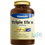 TRIPLE EFA'S 1000MG - 120 SOFTGELS