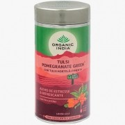 TULSI POMEGRANATE GREEN - 100G
