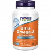 ULTRA OMEGA 3 - 90 SOFTGELS