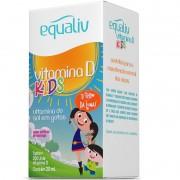 VITAMINA D KIDS - 20ML