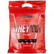 WHEY 100% PURE - 907G