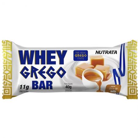 WHEY GREGO BAR - 40G
