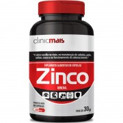 ZINCO - 60 CÁPSULAS