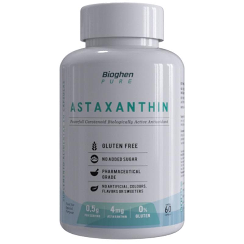 ASTAXANTHIN - 60 CÁPSULAS