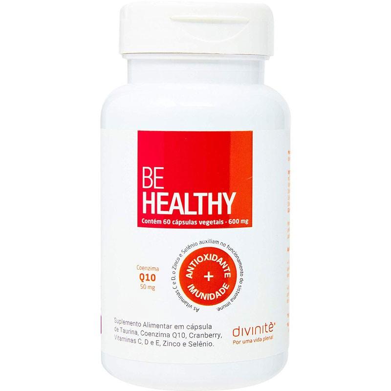 BE HEALTHY - 60 CÁPSULAS